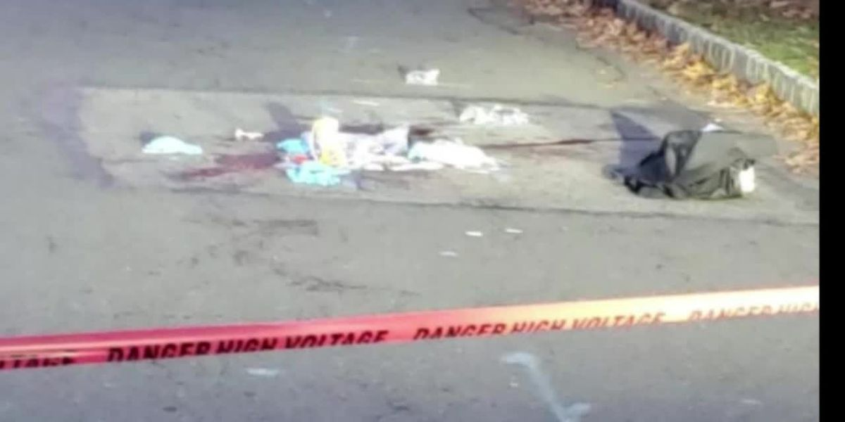 Police: Jewish man stabbed on his way to synagogue