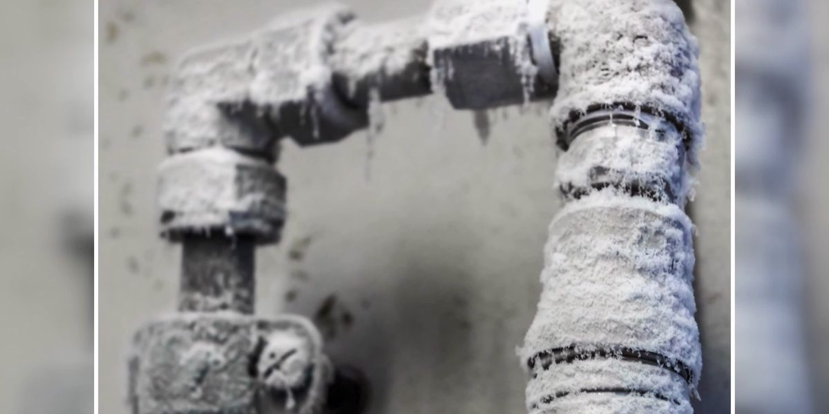 CFPUA offers advice to protect pipes from freezing temperatures expected