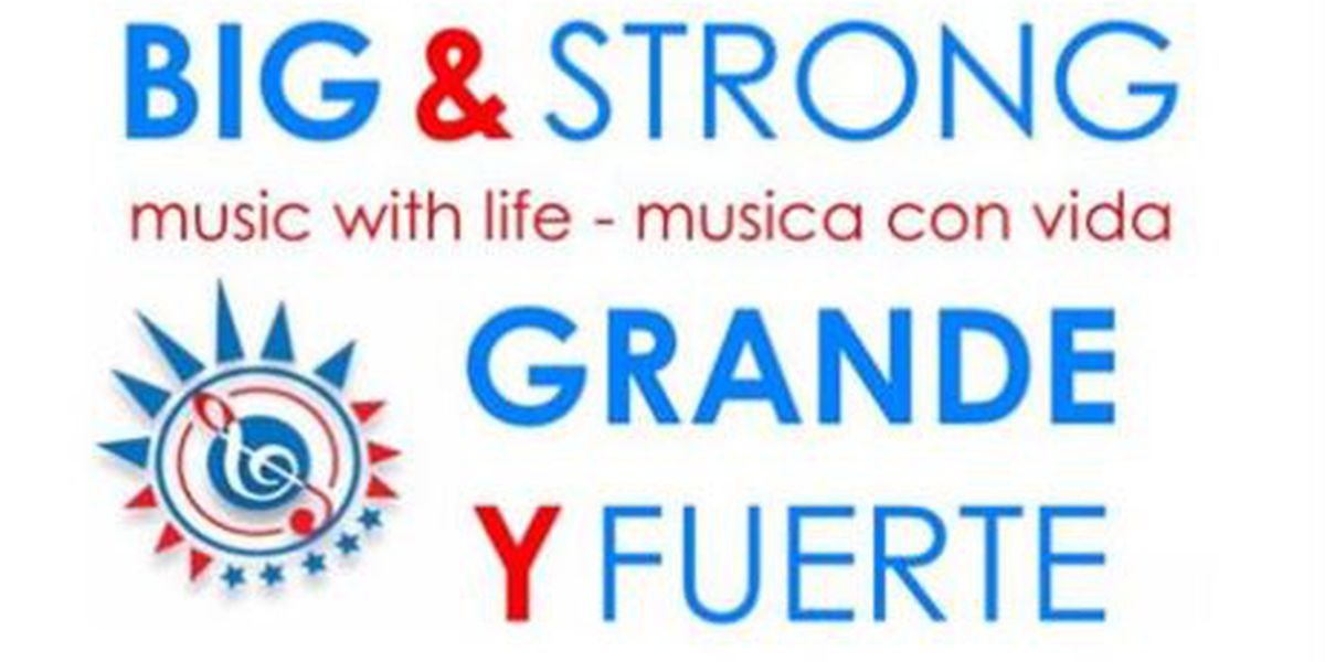 Big and Strong or Grande y Fuerte Festival hopes to connect community