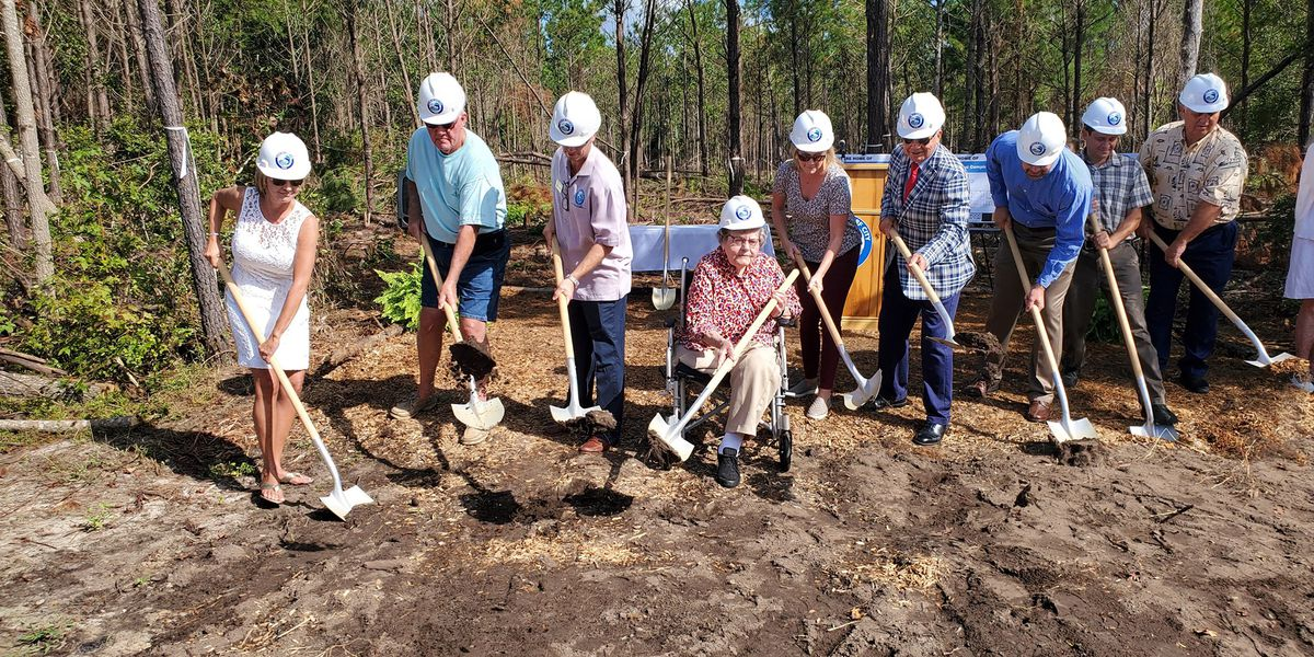Surf City breaks ground on new municipal complex