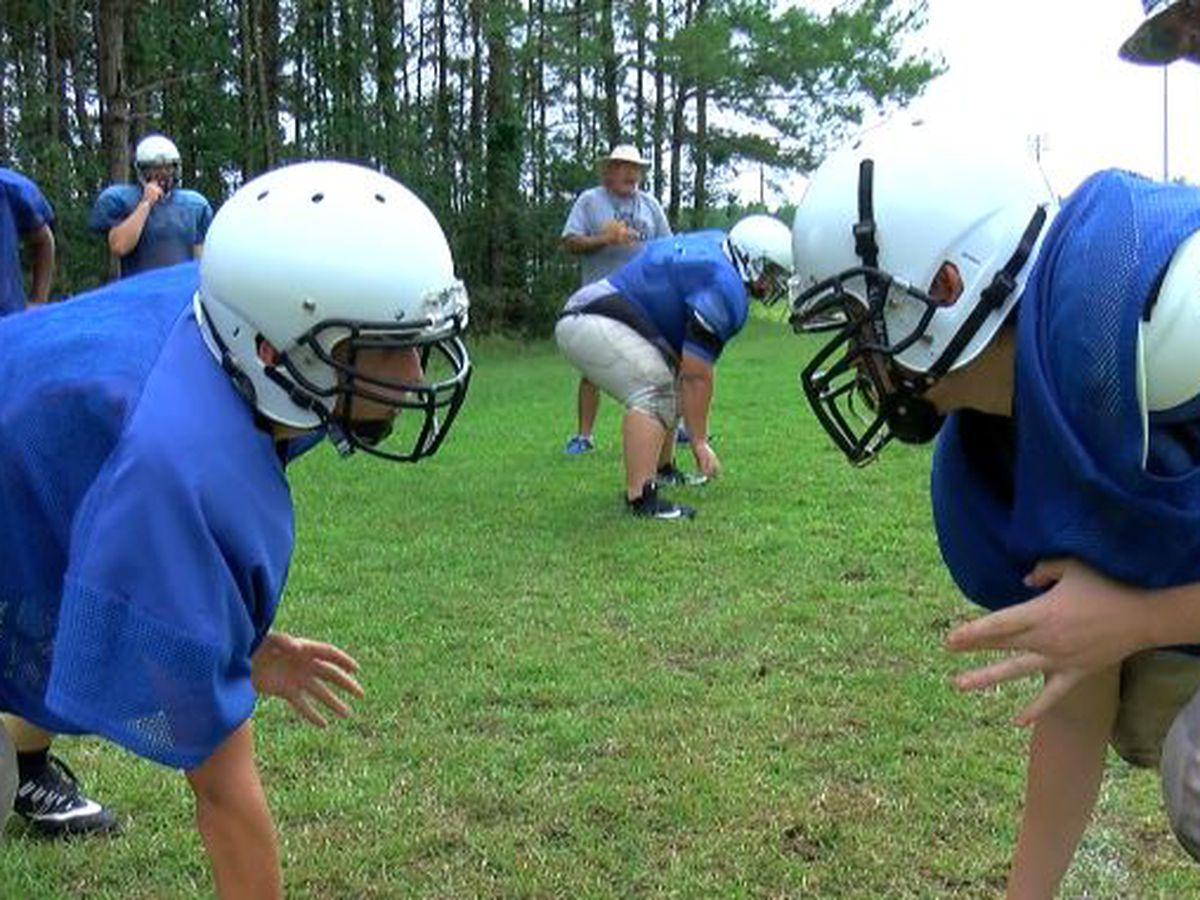 Trask football learning quickly under new coach Brandon Proctor