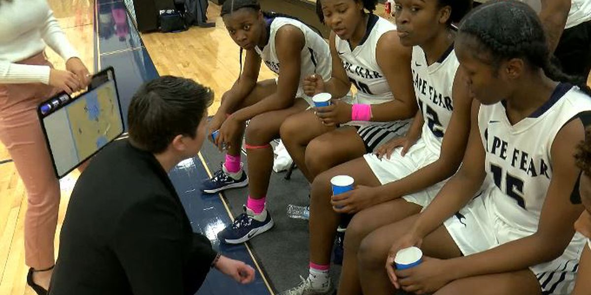 Cape Fear Community College basketball teams sweep doubleheader