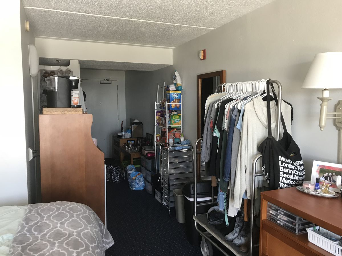 UNCW students displaced by hurricane move into new accommodations