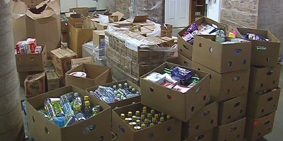 WRAAP and the Food Bank feed those in need