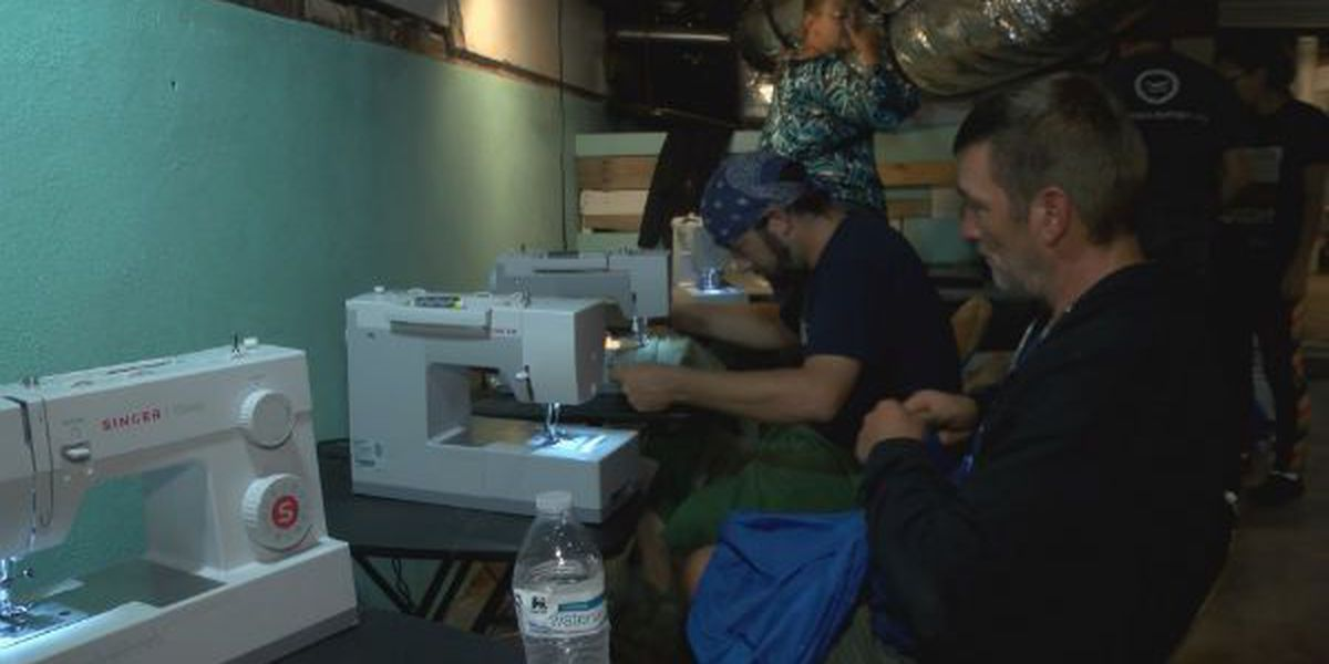 Hope Center for Wilmington helps homeless find comfort