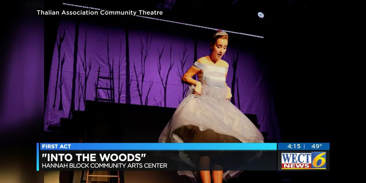 Fractured fairy tale 'Into the Woods' on stage in Wilmington