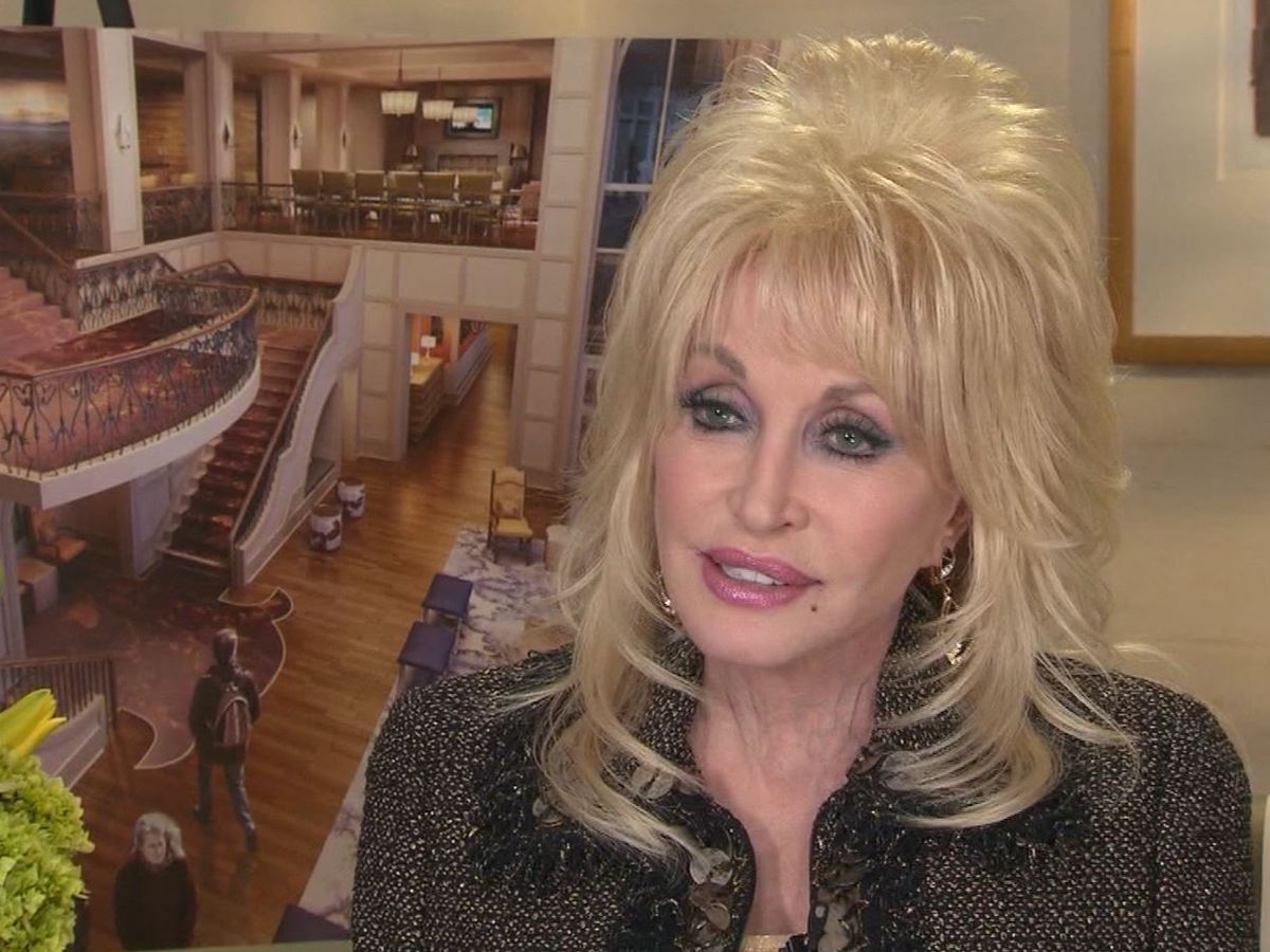 'Goodnight with Dolly': Country star to read bedtime stories to kids online