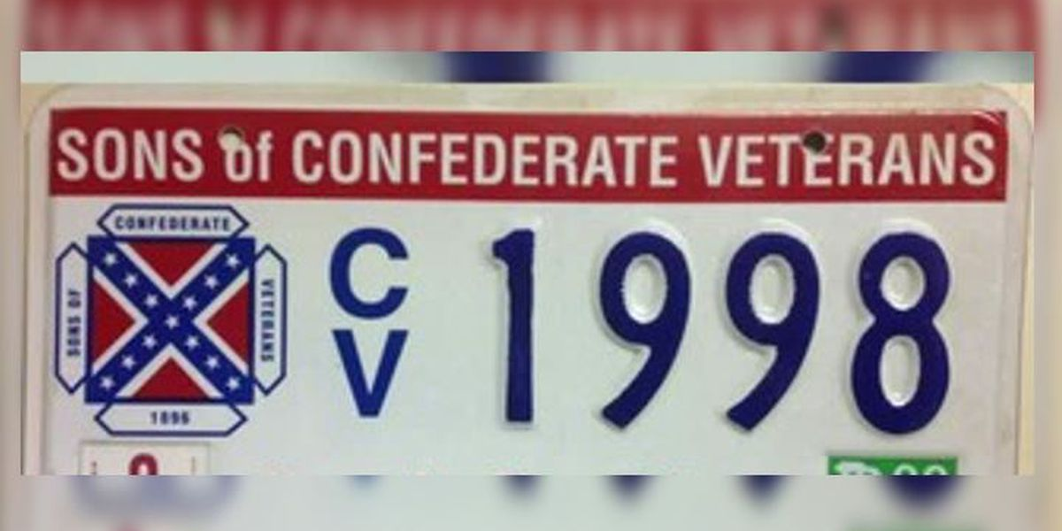 Group sues NCDOT over decision to remove battle flag from license plates