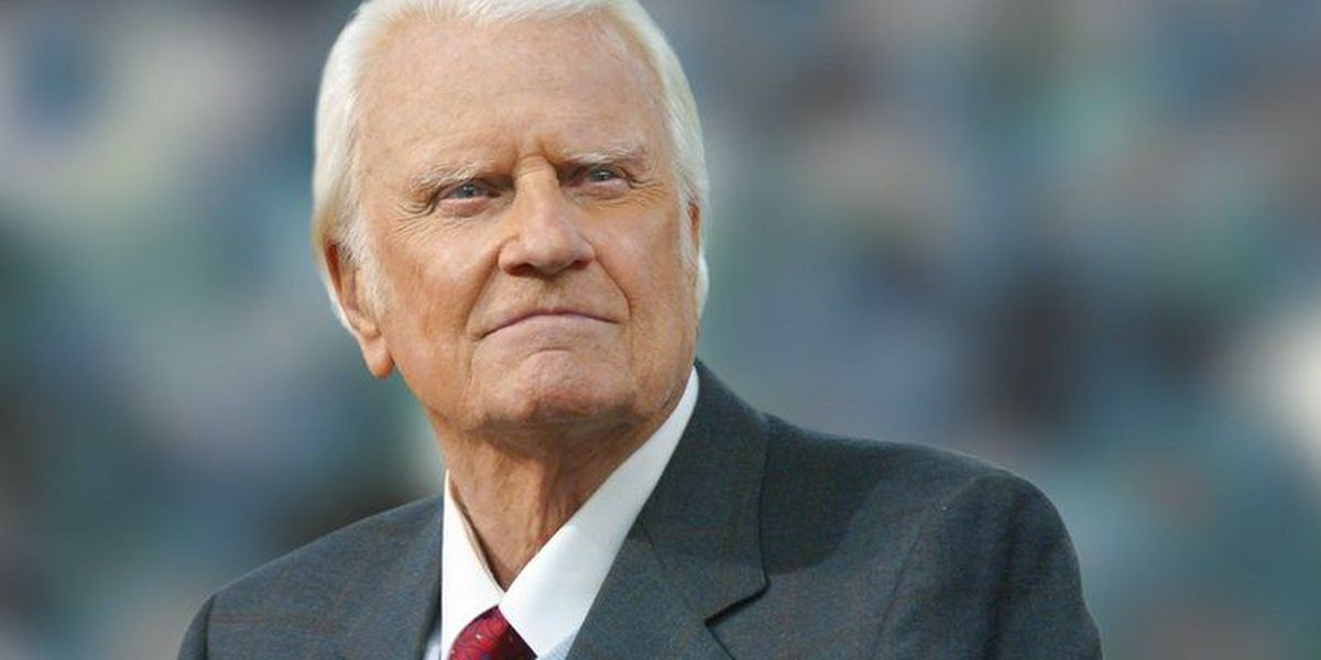 Remembering Rev. Billy Graham: A look back at the life of 'America's Pastor'