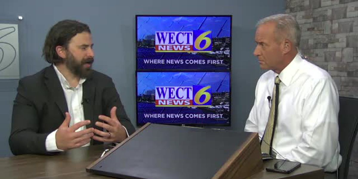 Reporter Ben Schachtman of portcitydaily.com joins Jon Evans to talk about his investigative report