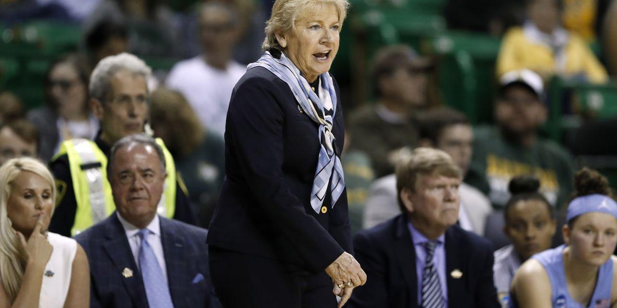 Ex-UNC women's basketball coach charged in pedestrian death