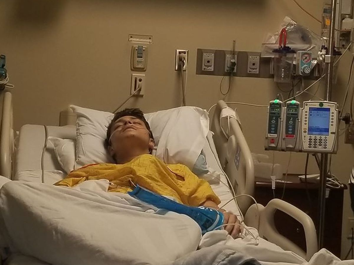 Lubbock mom speaks on son battling for his life against mysterious bacterial infection