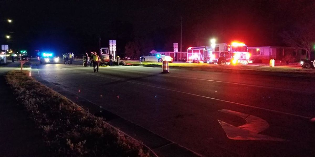 Motorcyclist crashes, dies following chase with troopers in New Hanover County