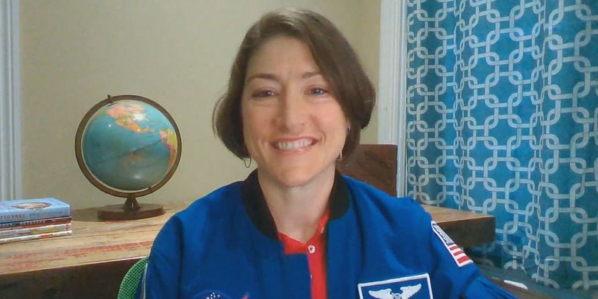 Christina Koch: Her lifelong dream of going to space began along the NC coast