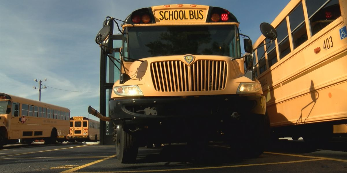 Help Wanted: New Hanover County Schools aims to tackle bus driver shortage