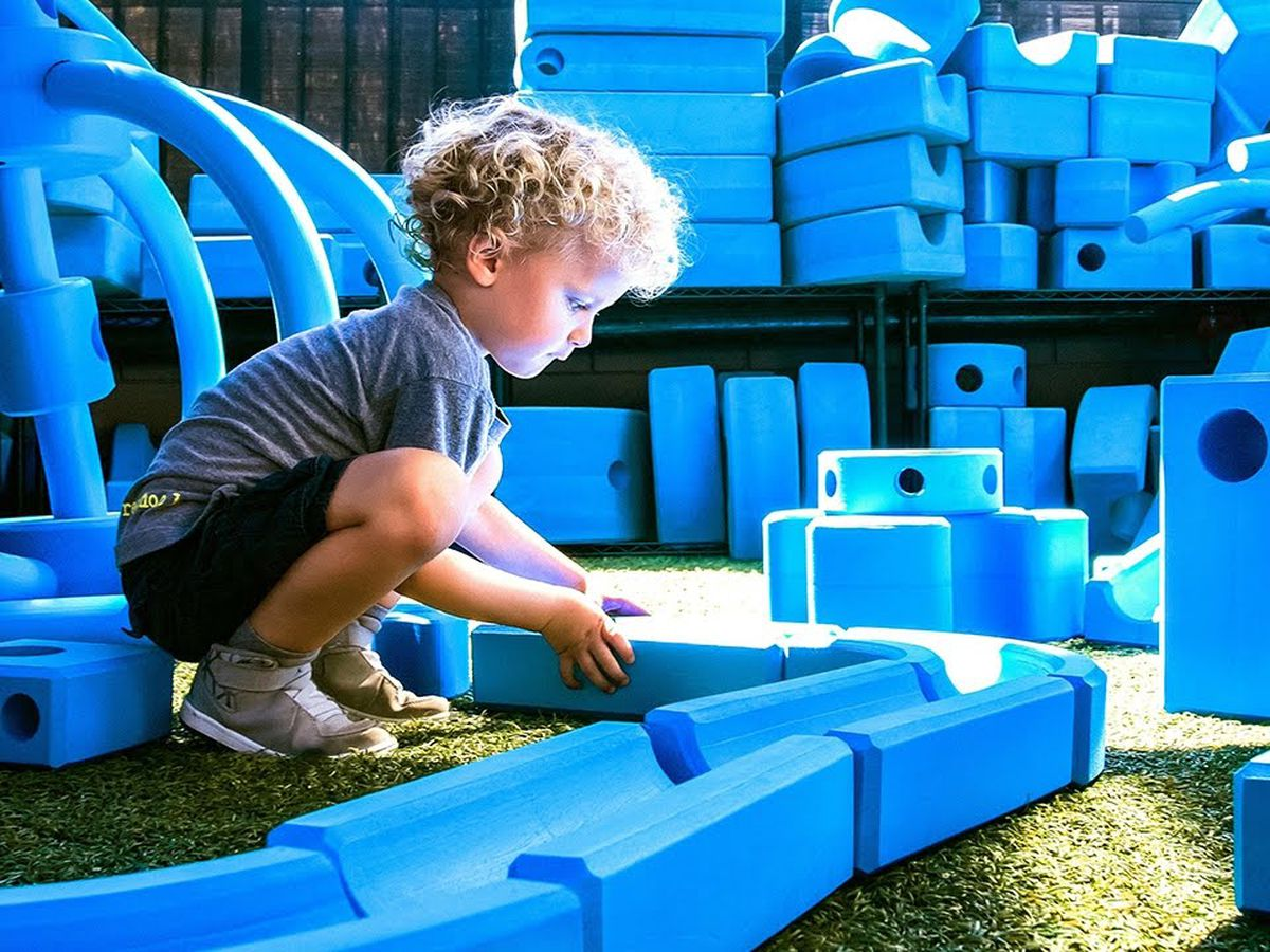 Imagination Playground at YMCA plans to help children exercise bodies, minds