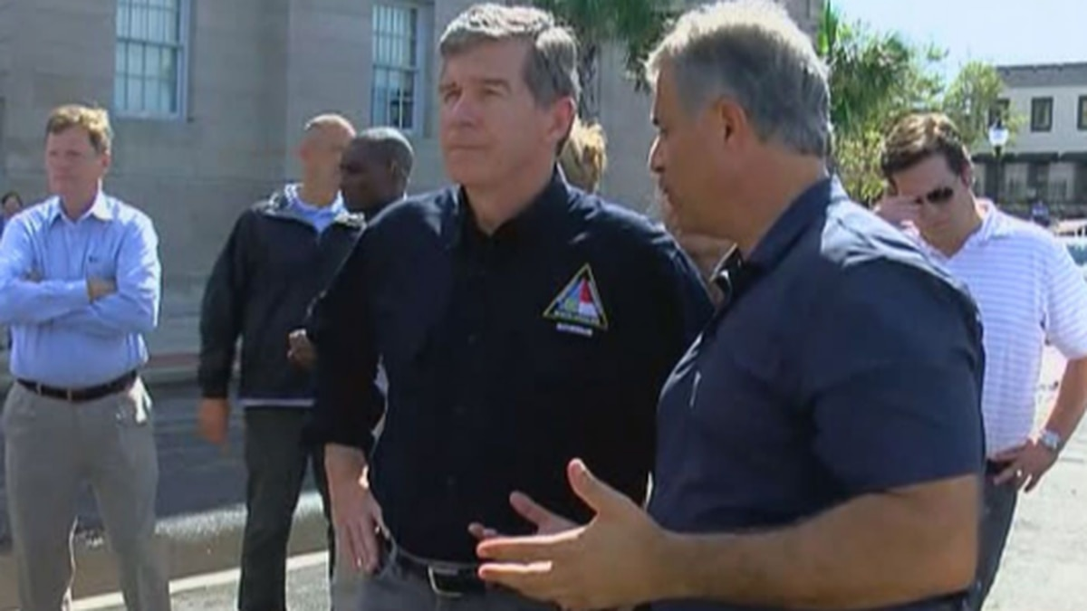 Governor Cooper visiting Wilmington Tuesday
