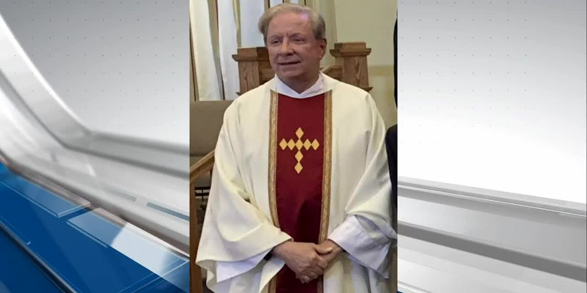 Community mourns loss of beloved priest