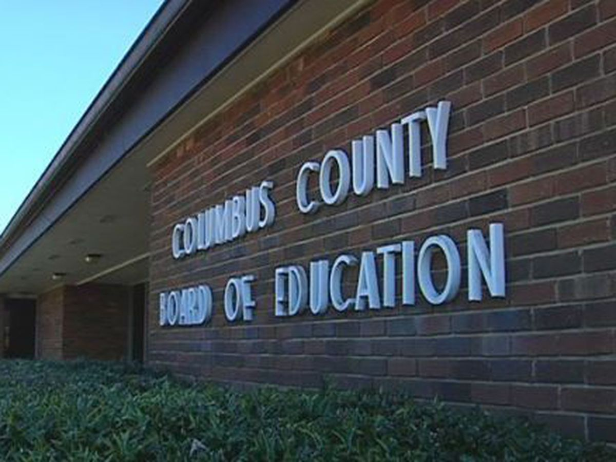 Columbus County Schools: Students will have option to attend school from home
