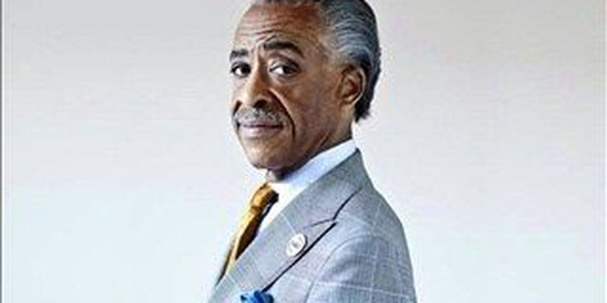 My turn: Al Sharpton seeks out conflict, turmoil and violence