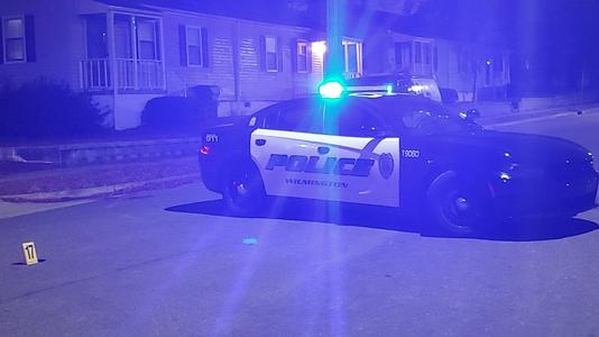 No injuries reported after shots fired near Wilmington apartment complex