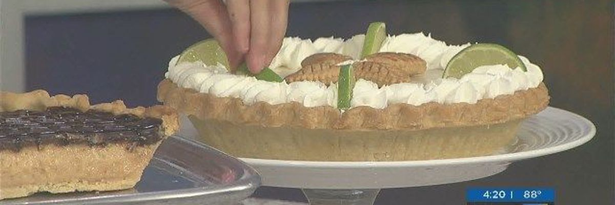 Success is sweet for family behind pie company