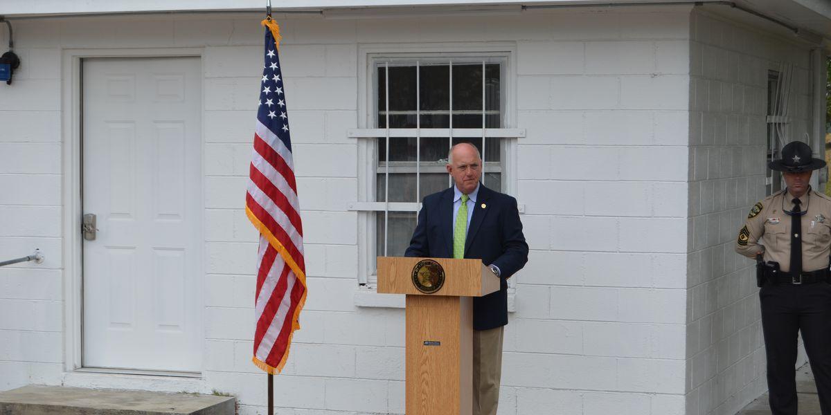 Law enforcement annex opens in Kelly