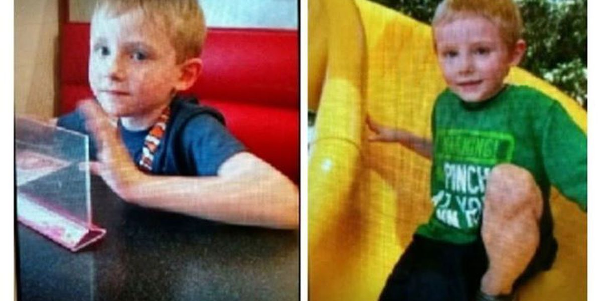 Mother of Maddox Ritch pleads for public help in finding her child