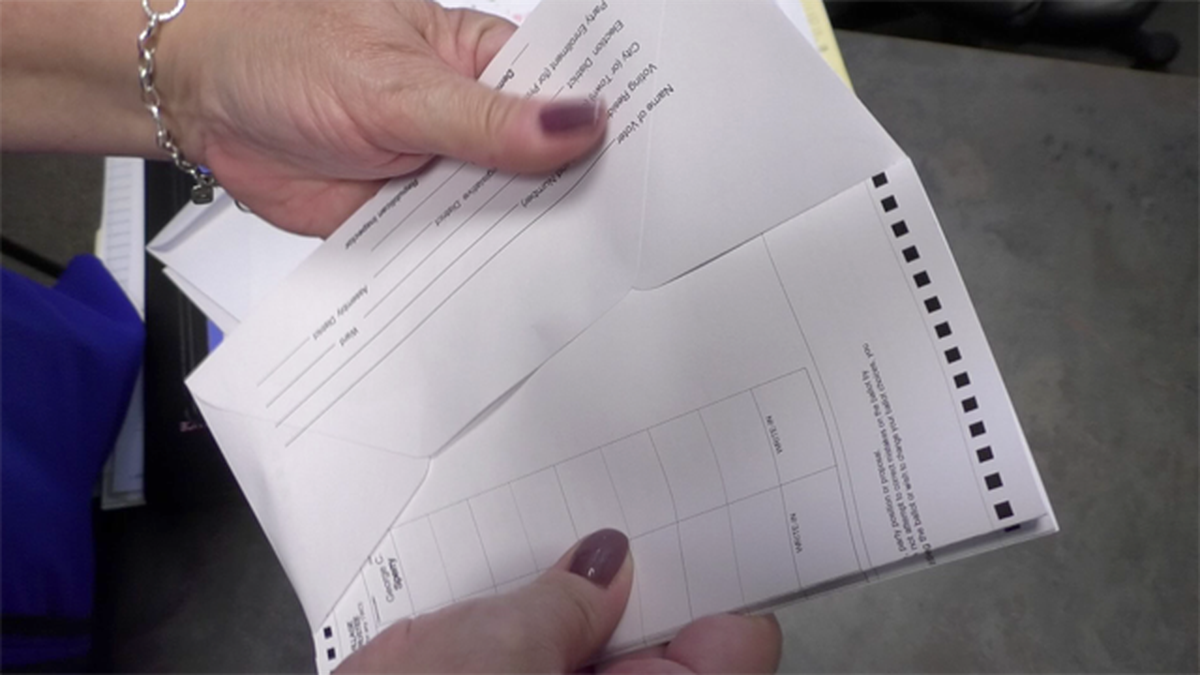 The NC State Board of Elections files a motion to ensure more lawful absentee ballots count