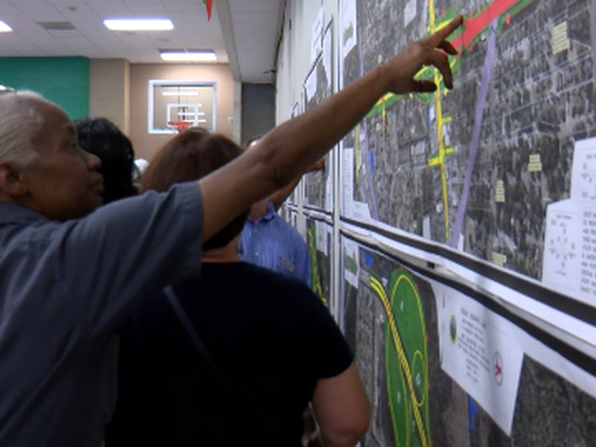 NCDOT presents Independence Blvd. extension proposal to the public