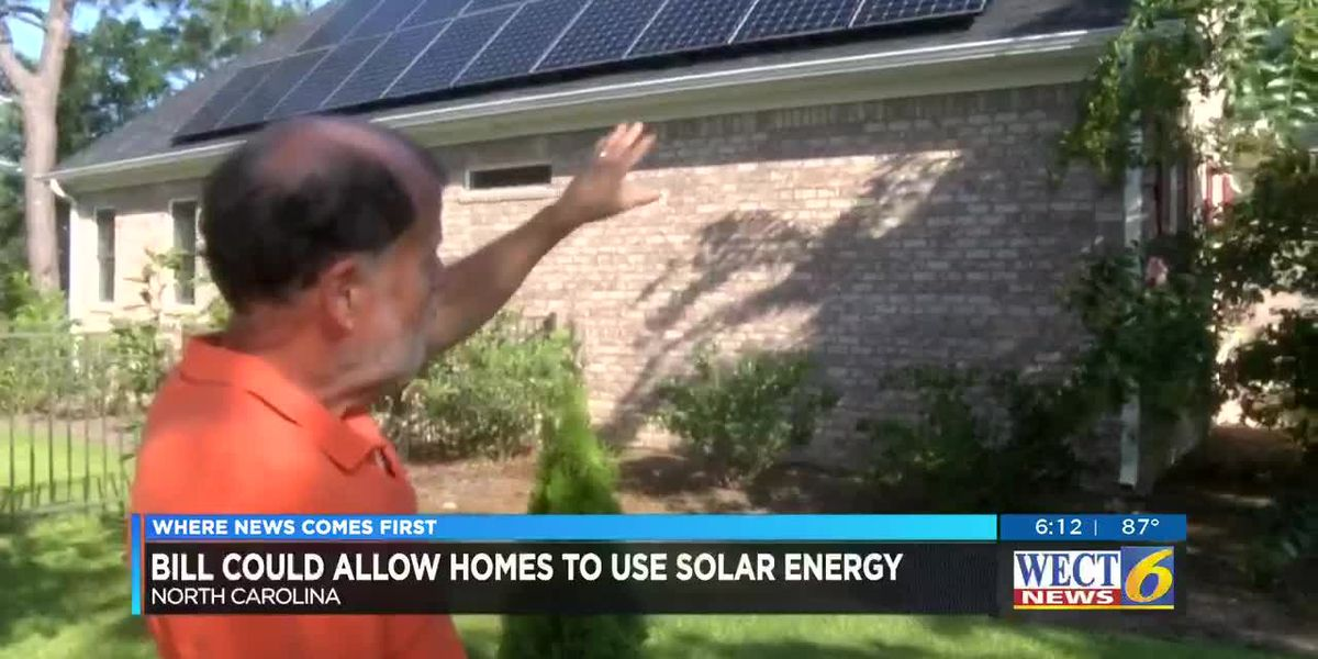 Homeowners could see easier access to solar energy under new bill