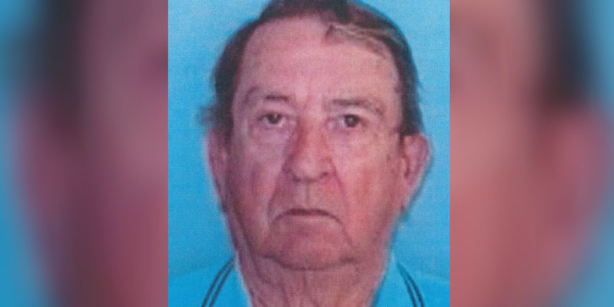 Columbus Co. deputies search for missing elderly man