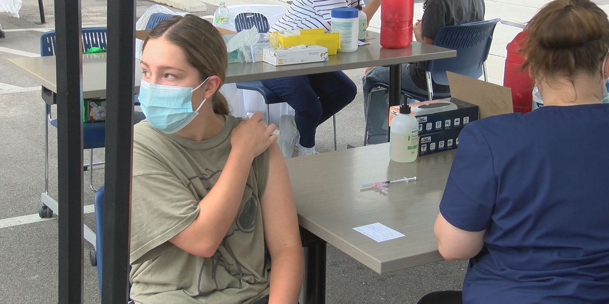 NHC Public Health holds Vax and Snax event