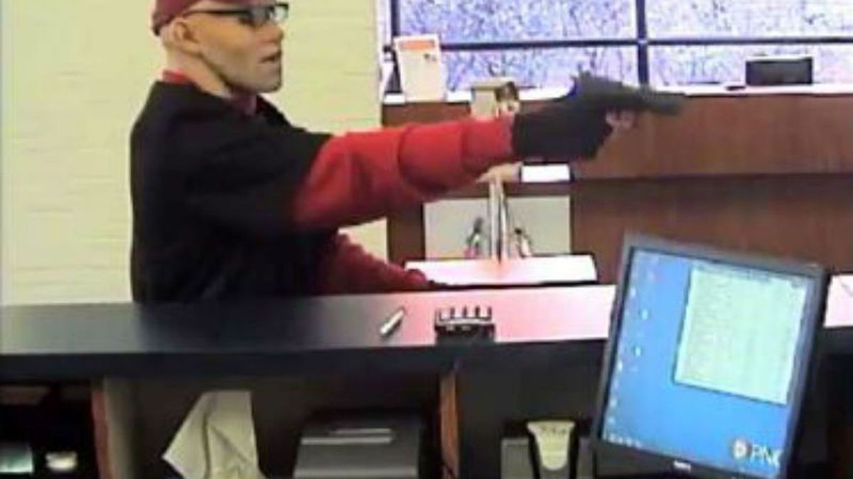 Final Lumberton bank robber gets life in federal prison