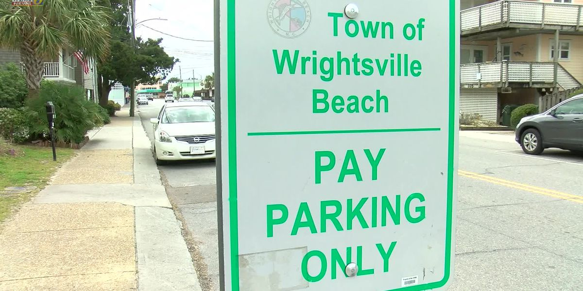 Grab some extra quarters to park in Wrightsville Beach