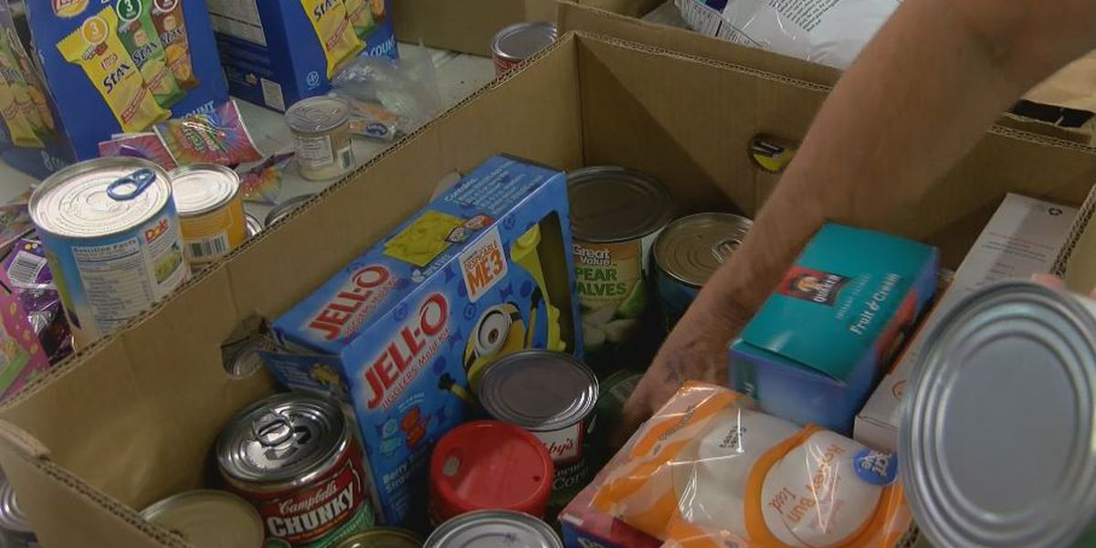 UNCW opens food pantry to combat student hunger