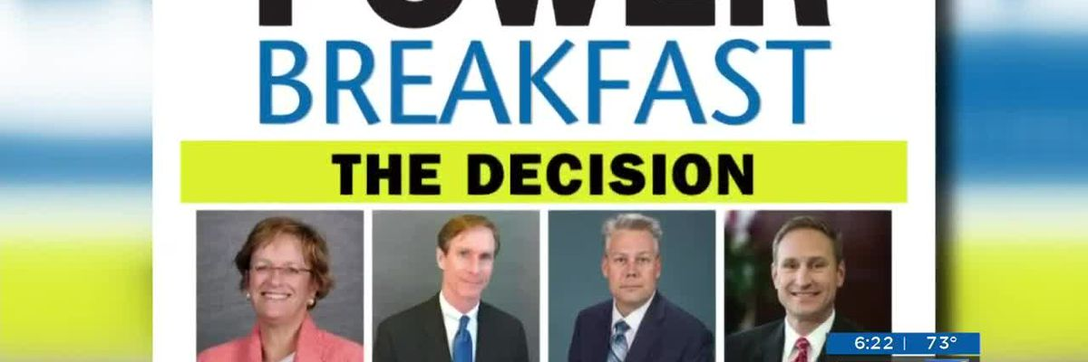 Join the Greater Wilmington Business Journal's Virtual Power Breakfast tomorrow