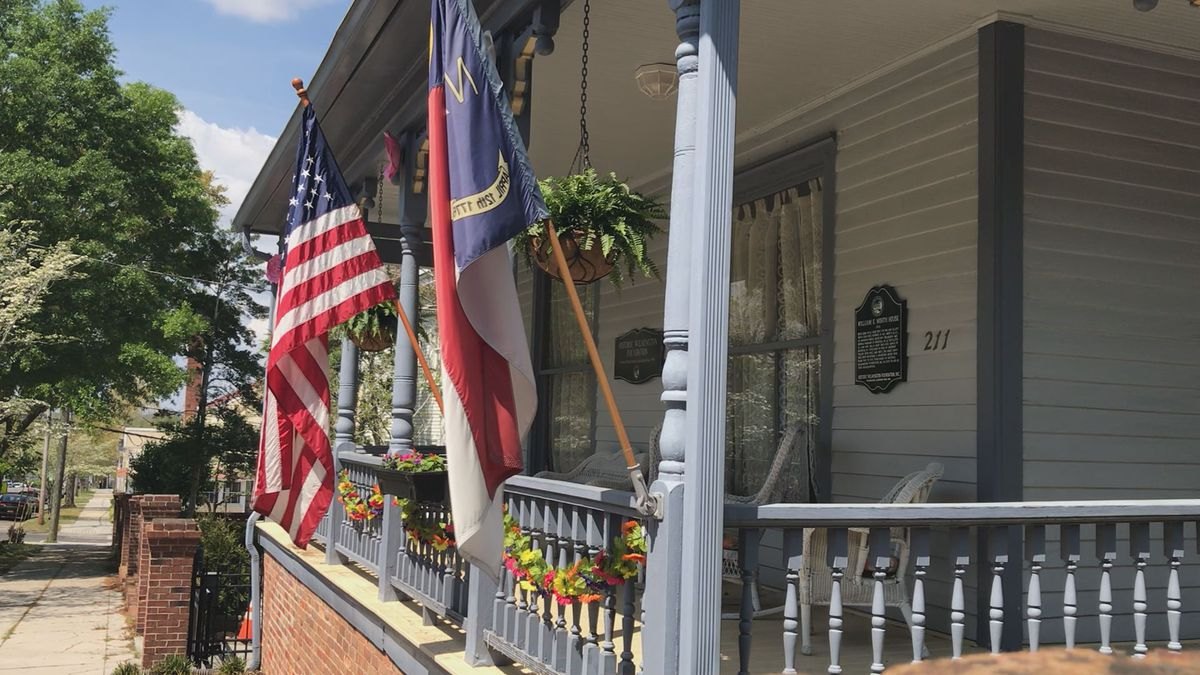 Promenade performances replace Historic Wilmington Foundation's Azalea Festival Home Tour