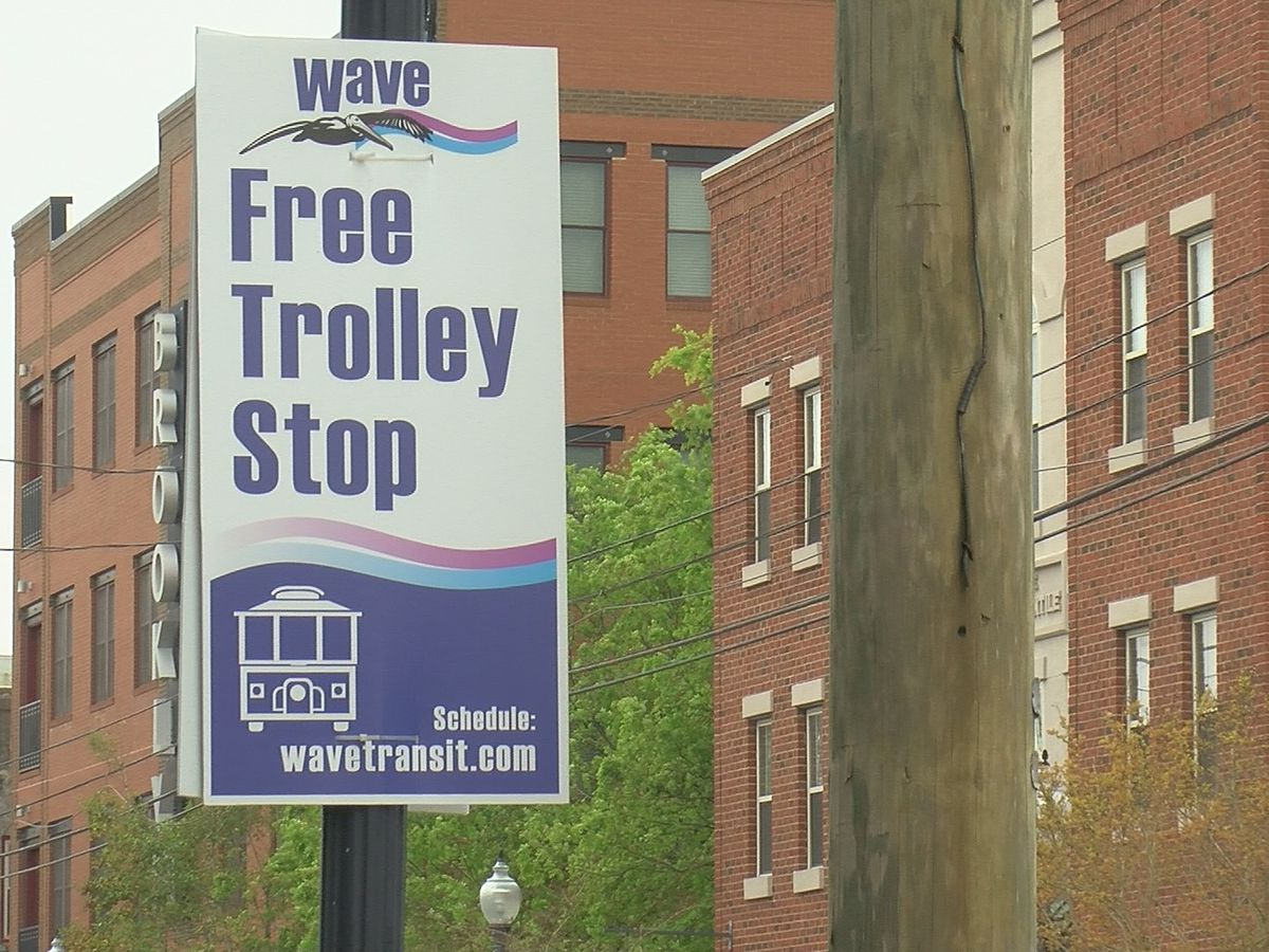 Riders report issues with free trolley as WAVE approaches expansion