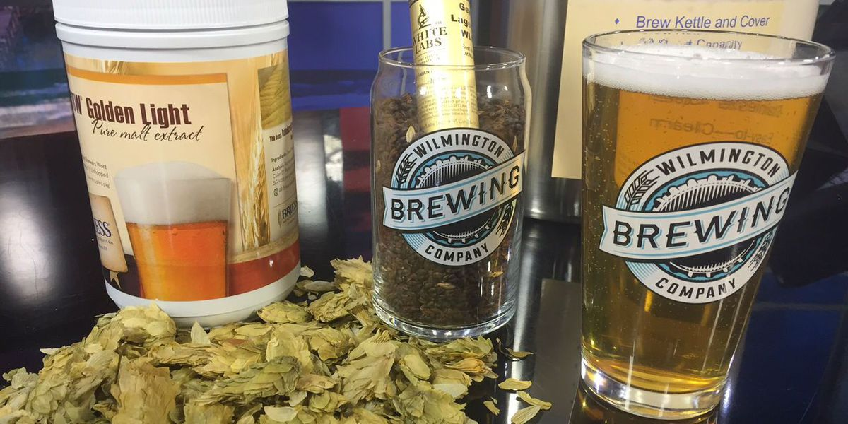 First at Four: Brew your own beer!
