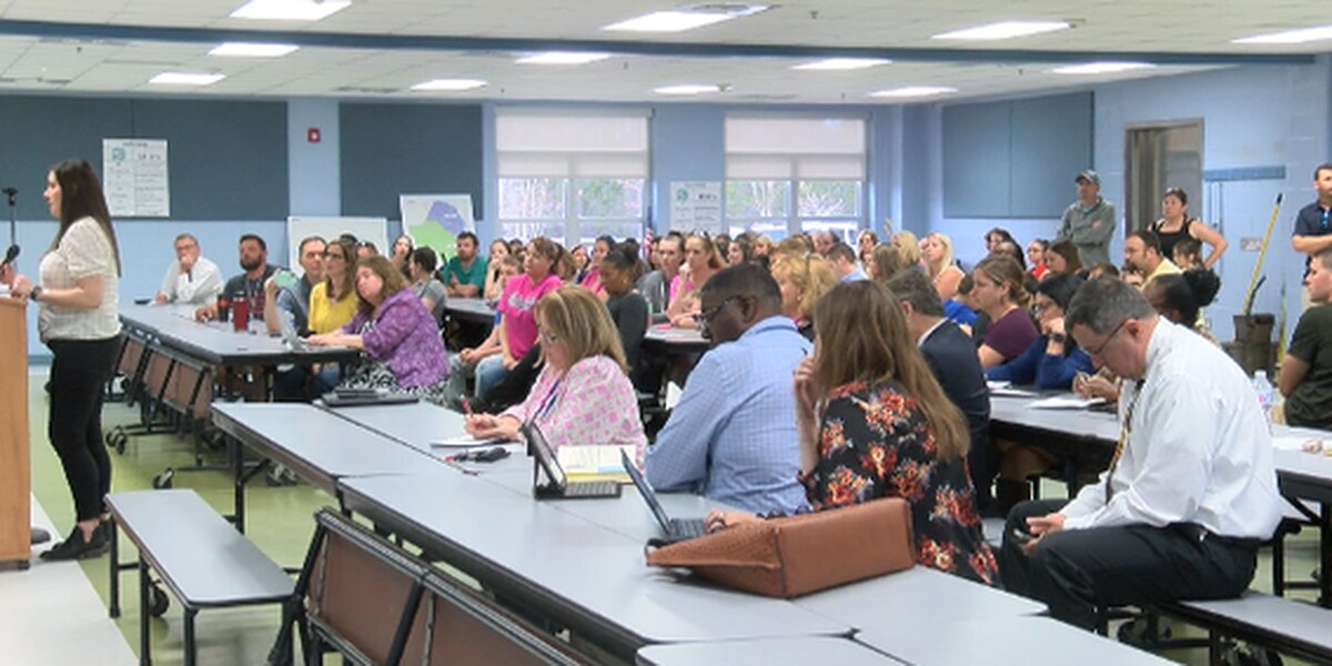 Possibility of new school lines brings crowd to Board of Education meeting