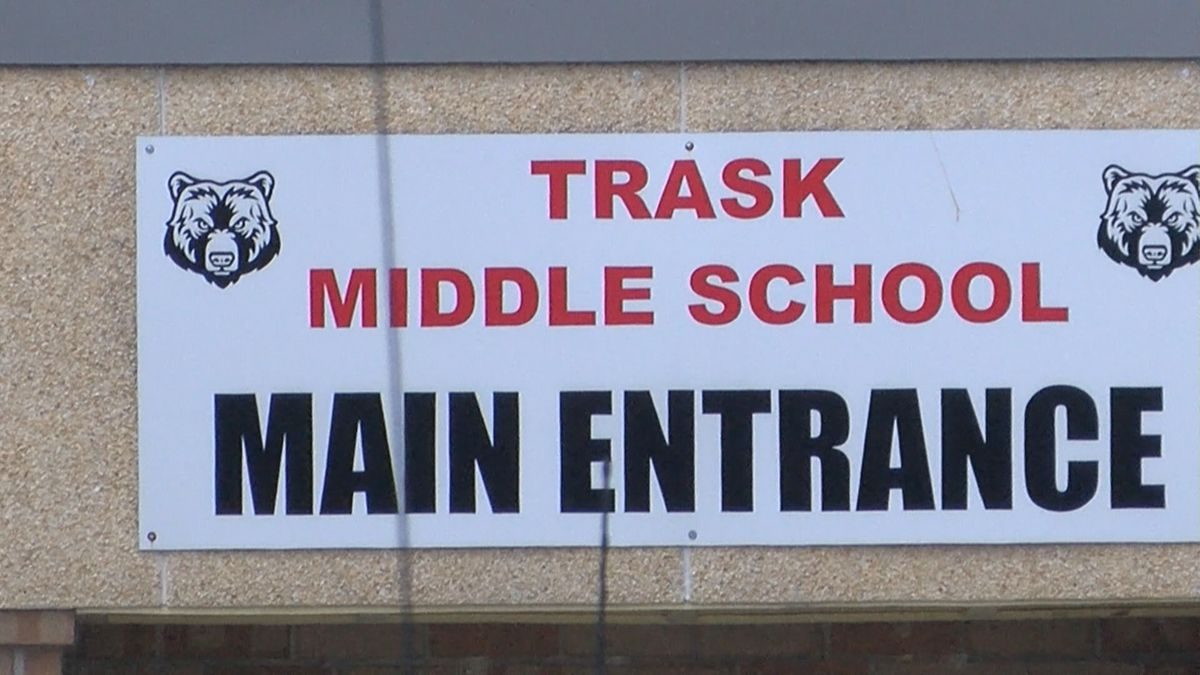 Trask Middle School briefly evacuated over possible gas leak