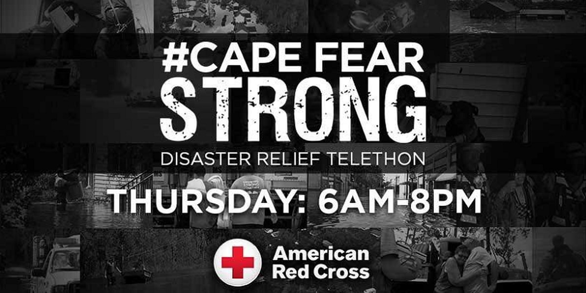 WECT hosts telethon to benefit disaster relief efforts from Hurricane Florence