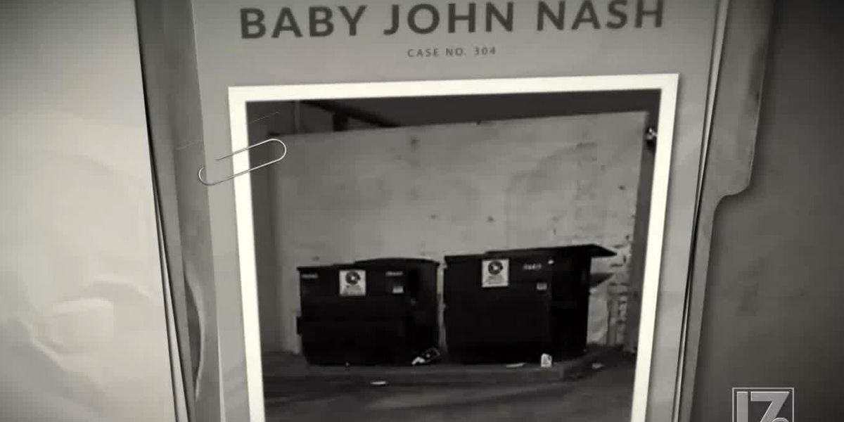 Who is Baby John Nash? Identity of newborn found in Nash County dumpster still a mystery