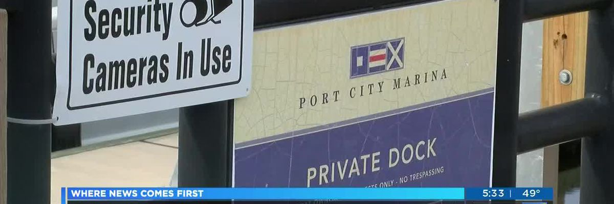 Restrooms still an issue at Port City Marina two years later