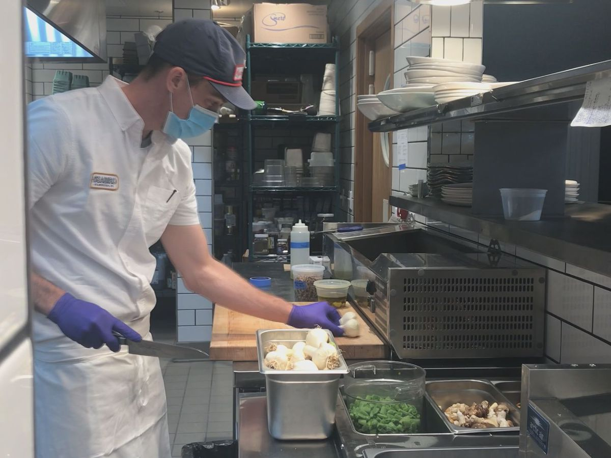 Fresh oysters and seasonal seafood on the menu at Seabird, now open in downtown Wilmington