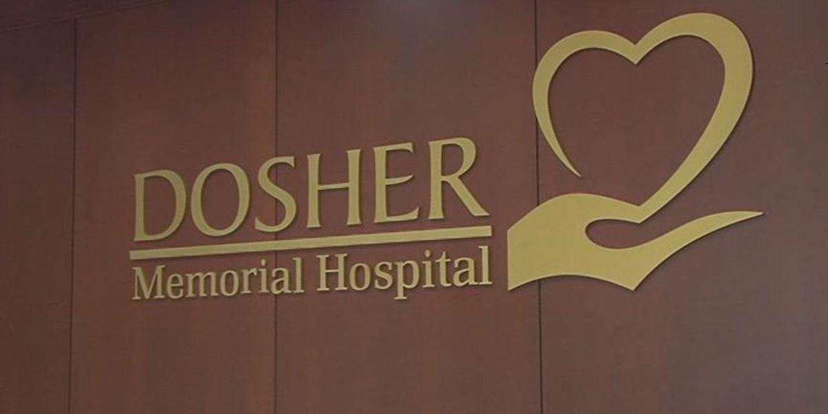 Community drug drop at Dosher hospital