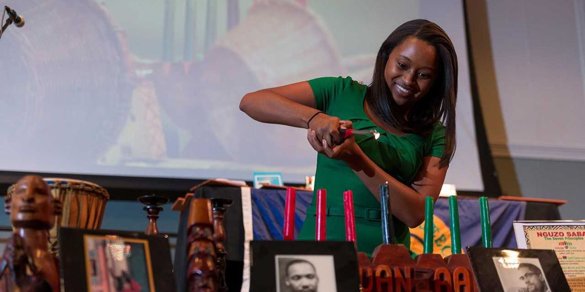 Learn about the rituals and celebrations of Kwanzaa