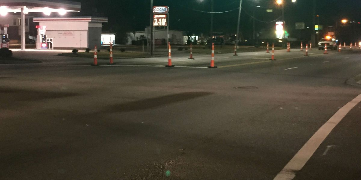 Local businesses react to start of roadwork