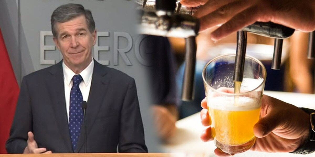 Gov. Cooper eases some COVID-19 restrictions; bars allowed to have customers indoors